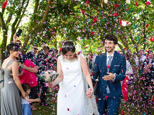 La boda de Jon y Sheila en Gordexola, Vizcaya 24