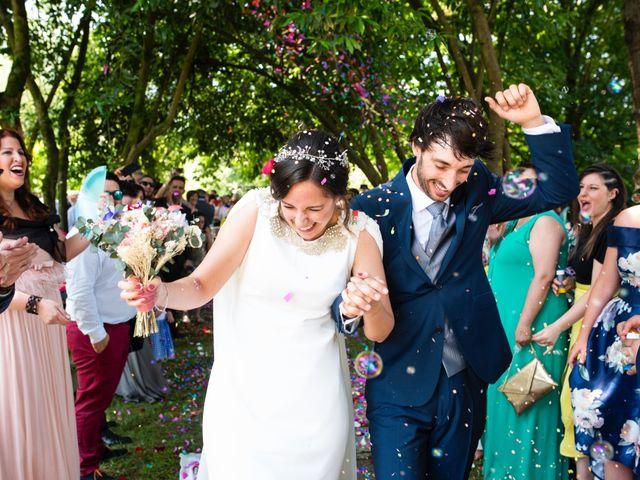 La boda de Jon y Sheila en Gordexola, Vizcaya 25