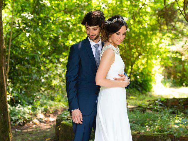 La boda de Jon y Sheila en Gordexola, Vizcaya 26