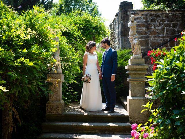 La boda de Jon y Sheila en Gordexola, Vizcaya 27