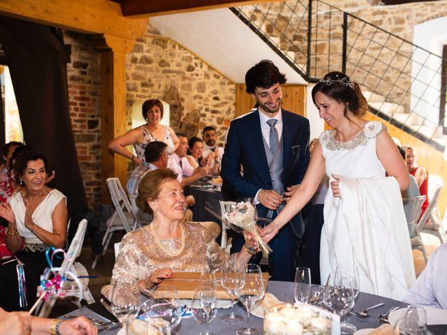 La boda de Jon y Sheila en Gordexola, Vizcaya 30