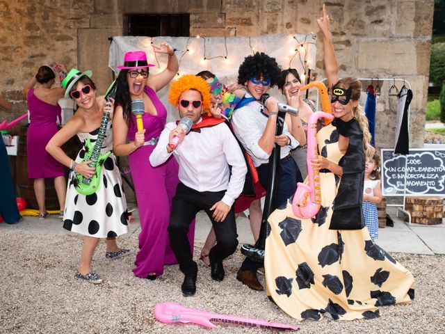 La boda de Jon y Sheila en Gordexola, Vizcaya 31