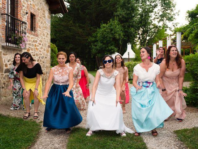 La boda de Jon y Sheila en Gordexola, Vizcaya 33