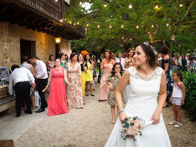 La boda de Jon y Sheila en Gordexola, Vizcaya 34