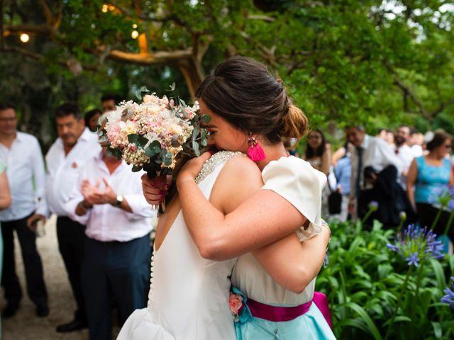 La boda de Jon y Sheila en Gordexola, Vizcaya 35