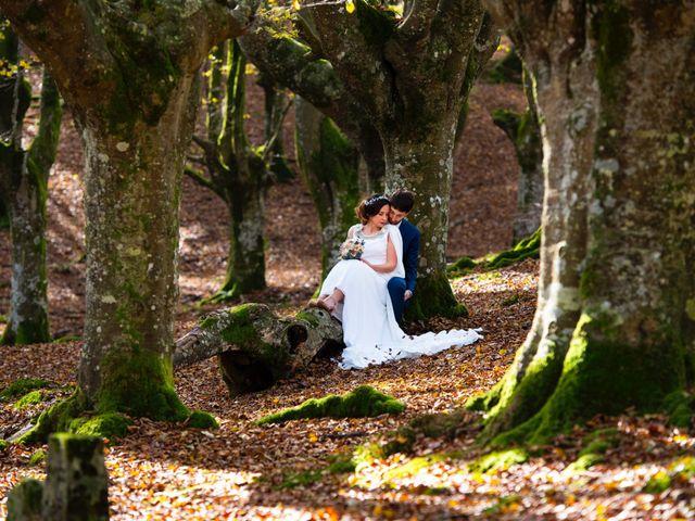 La boda de Jon y Sheila en Gordexola, Vizcaya 43