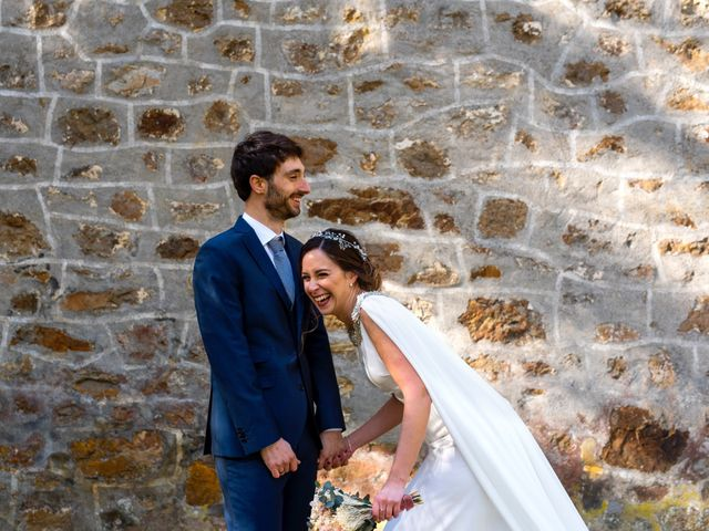 La boda de Jon y Sheila en Gordexola, Vizcaya 45