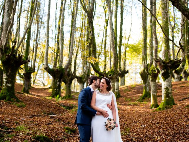 La boda de Jon y Sheila en Gordexola, Vizcaya 46