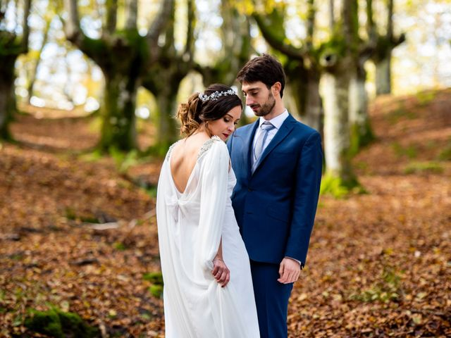 La boda de Jon y Sheila en Gordexola, Vizcaya 47