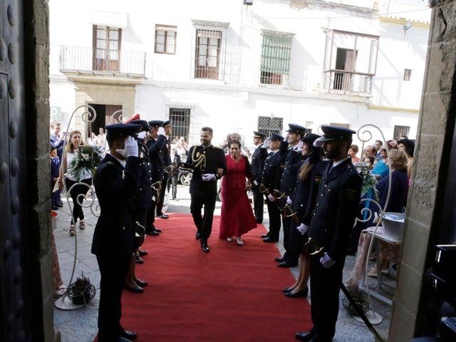 La boda de Rocío y Daniel en Sanlucar De Barrameda, Cádiz 7