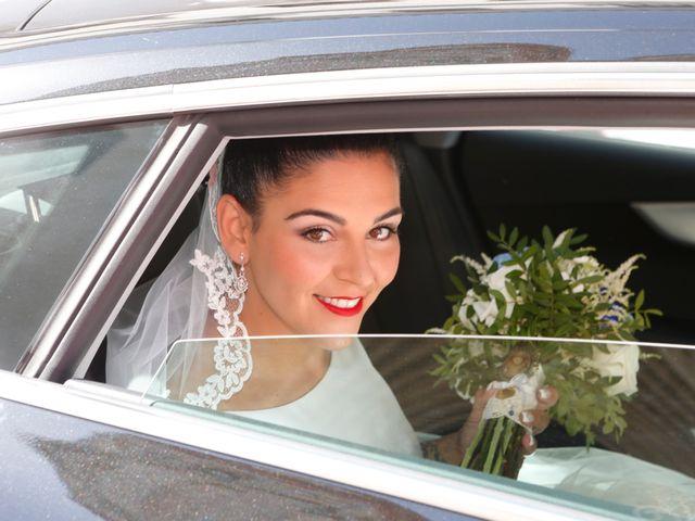 La boda de Rocío y Daniel en Sanlucar De Barrameda, Cádiz 8