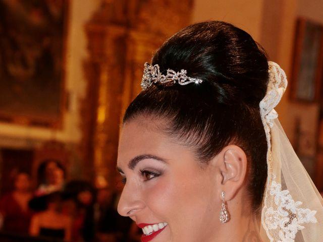 La boda de Rocío y Daniel en Sanlucar De Barrameda, Cádiz 10
