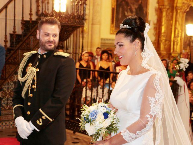 La boda de Rocío y Daniel en Sanlucar De Barrameda, Cádiz 11