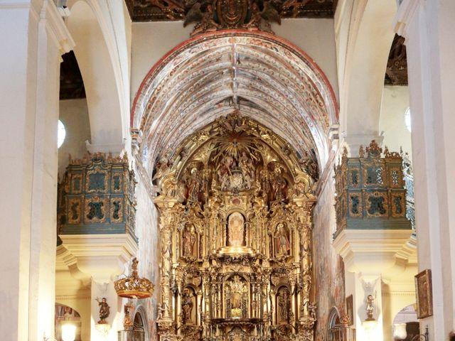La boda de Rocío y Daniel en Sanlucar De Barrameda, Cádiz 12