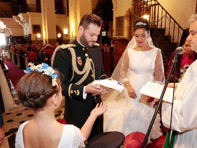 La boda de Rocío y Daniel en Sanlucar De Barrameda, Cádiz 13