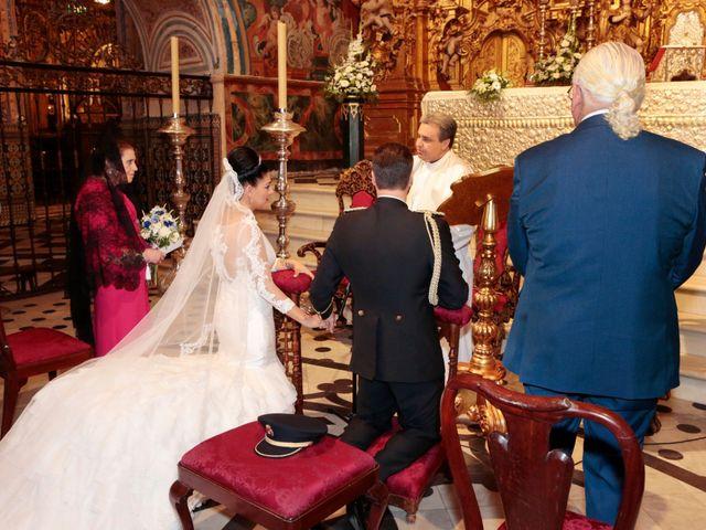 La boda de Rocío y Daniel en Sanlucar De Barrameda, Cádiz 14