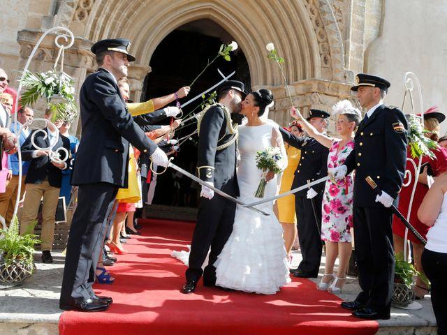 La boda de Rocío y Daniel en Sanlucar De Barrameda, Cádiz 15