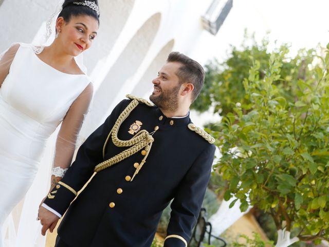 La boda de Rocío y Daniel en Sanlucar De Barrameda, Cádiz 20