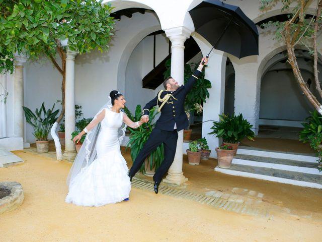 La boda de Rocío y Daniel en Sanlucar De Barrameda, Cádiz 21