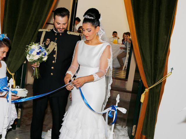 La boda de Rocío y Daniel en Sanlucar De Barrameda, Cádiz 22