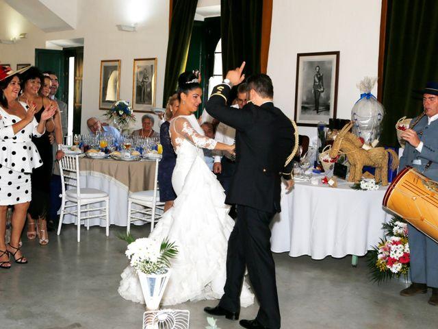 La boda de Rocío y Daniel en Sanlucar De Barrameda, Cádiz 23