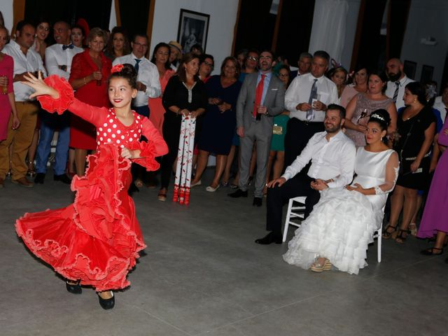 La boda de Rocío y Daniel en Sanlucar De Barrameda, Cádiz 28