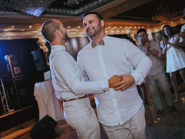 La boda de Victor y Francisco en Albal, Valencia 7