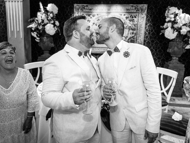 La boda de Victor y Francisco en Albal, Valencia 22