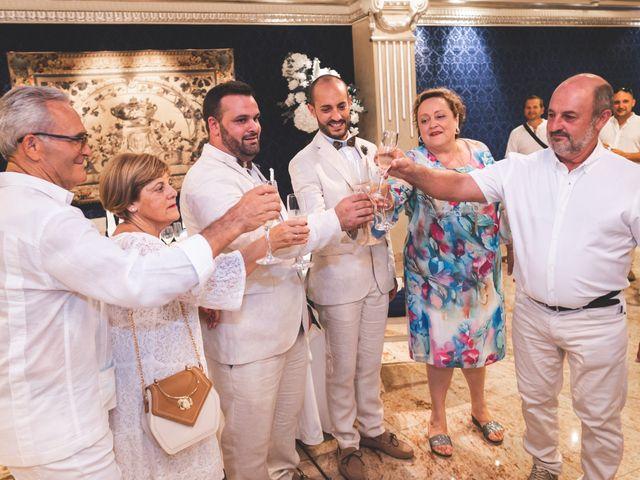 La boda de Victor y Francisco en Albal, Valencia 23