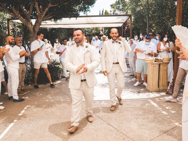 La boda de Victor y Francisco en Albal, Valencia 31