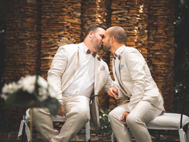 La boda de Victor y Francisco en Albal, Valencia 35