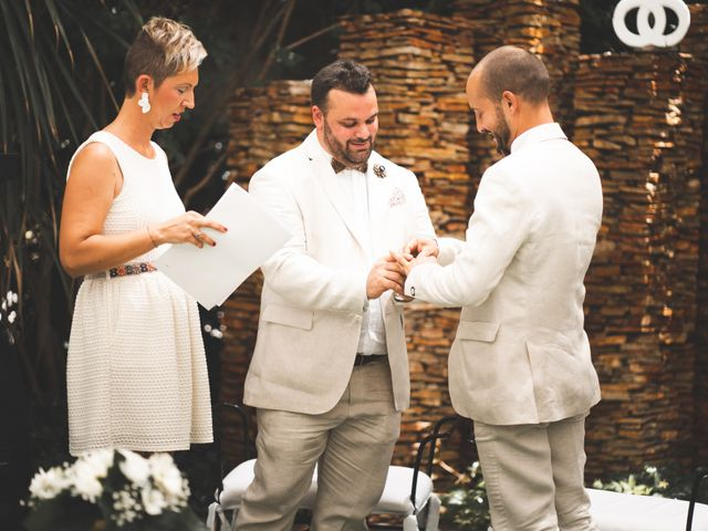 La boda de Victor y Francisco en Albal, Valencia 38
