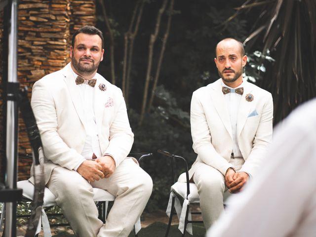 La boda de Victor y Francisco en Albal, Valencia 41