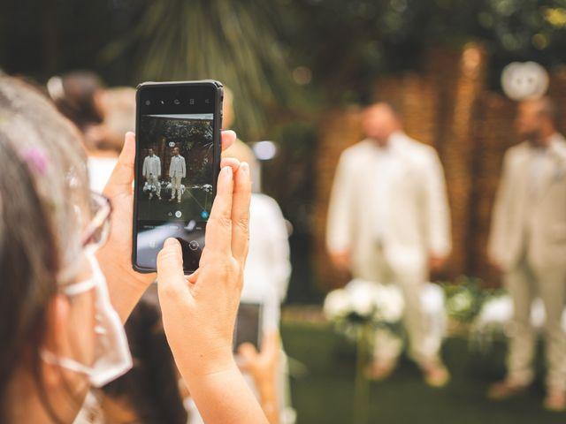 La boda de Victor y Francisco en Albal, Valencia 44