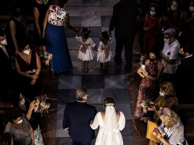 La boda de Jose Torreño y Virginia Ramos en Málaga, Málaga 5