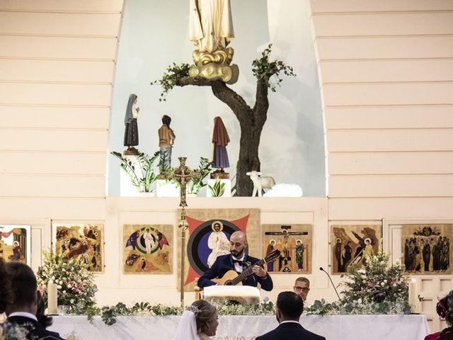 La boda de Jose Torreño y Virginia Ramos en Málaga, Málaga 6