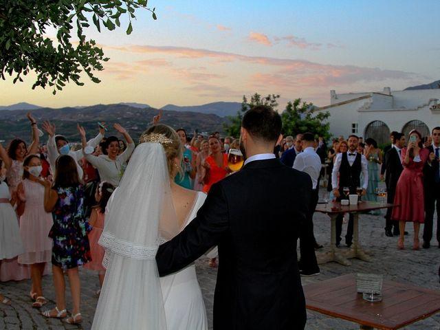 La boda de Jose Torreño y Virginia Ramos en Málaga, Málaga 7