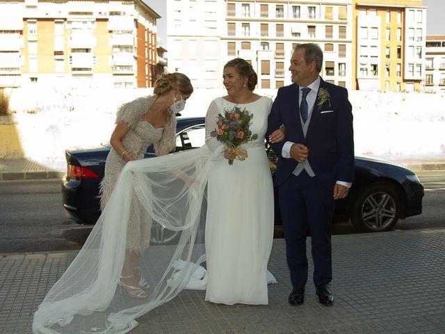 La boda de Jose Torreño y Virginia Ramos en Málaga, Málaga 8