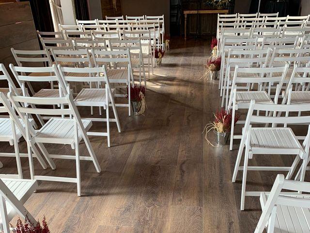 La boda de Pau y Laura en Sant Gregori (Municipio), Girona 5