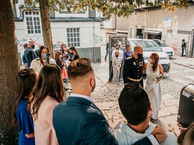 La boda de Diego y Vero  en Ferrol, A Coruña 13