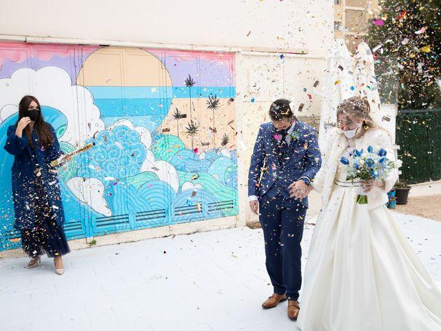La boda de Vanessa y Robin en La Zenia, Alicante 15