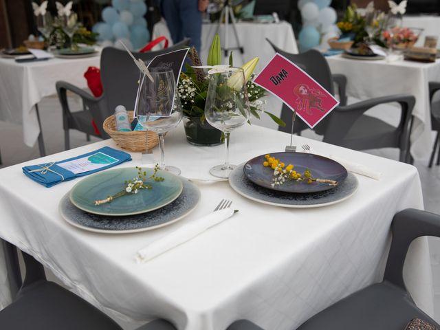 La boda de Vanessa y Robin en La Zenia, Alicante 16