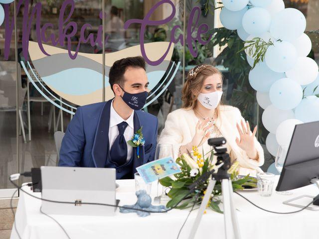La boda de Vanessa y Robin en La Zenia, Alicante 19