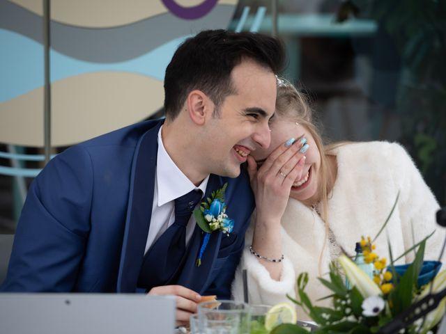 La boda de Vanessa y Robin en La Zenia, Alicante 20