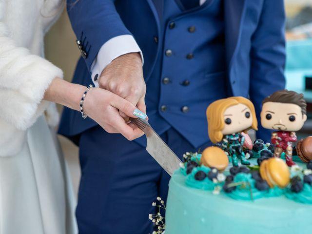 La boda de Vanessa y Robin en La Zenia, Alicante 2