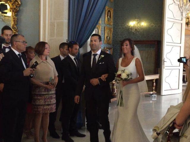 La boda de Sergio y Yolanda en Alacant/alicante, Alicante 1