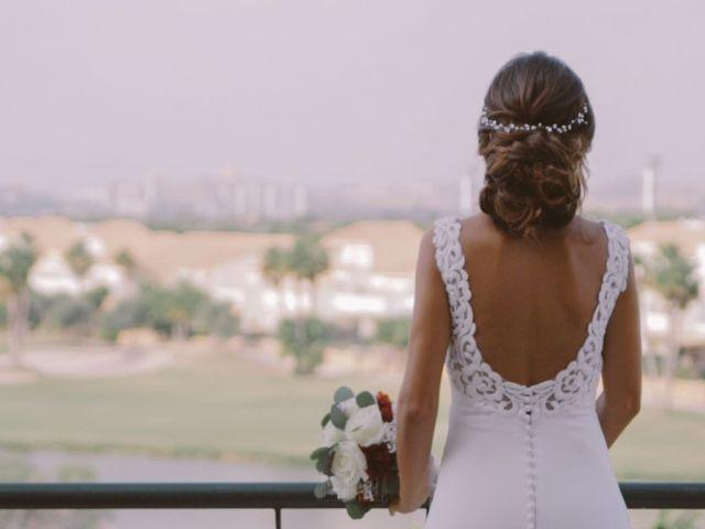 La boda de Sergio y Yolanda en Alacant/alicante, Alicante 2