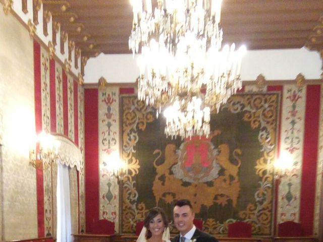 La boda de Sergio y Yolanda en Alacant/alicante, Alicante 10
