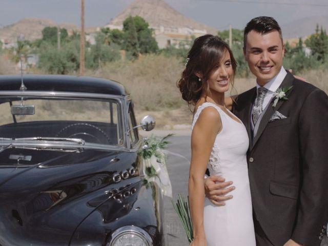 La boda de Sergio y Yolanda en Alacant/alicante, Alicante 11