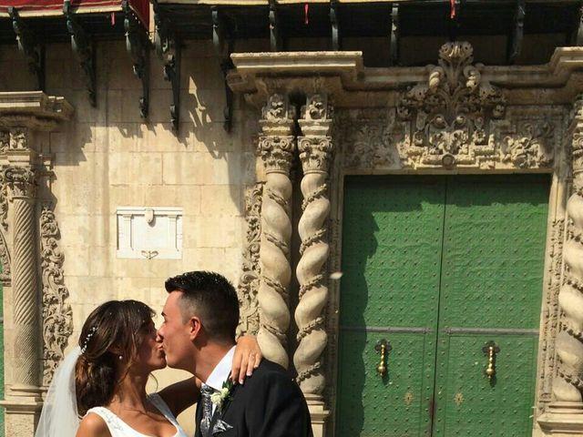 La boda de Sergio y Yolanda en Alacant/alicante, Alicante 16